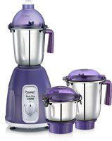 Prestige Stylo Plus 550 Mixer Grinder(Violet, 3 Jars)