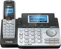 VTech Cordless Phone Cordless Landline Phone(Black)