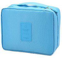 Kanha Toiletry Bag Wash Bag Multifunction Cosmetic Bag Portable Makeup Pouch Waterproof Travel Organizer Bag Travel Toiletry Kit Travel Toiletry Kit(Multicolor)