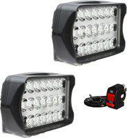 Auto Hub Fog Lamp, Headlight LED(Universal For Bike)
