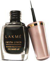 Lakme Insta Eye Liner 9 ml(Black)