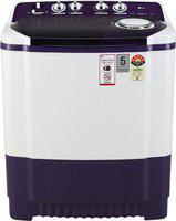 LG 8 kg 5 star Semi Automatic Top Load Purple, White(P8035SPMZ)