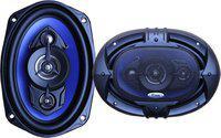 Cave 6/9Inch Imported Oval Speakers Inbuilt 5way Dome Tweeters 1000Watt With Cave-333 Car Tweeters RJ-6930333 Coaxial Car Speaker(1000 W)