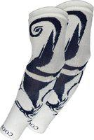 Cotson Cotton Arm Sleeve For Men & Women(Free, White)