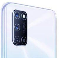 AGZET Front Camera Lens Glass Protector for Oppo A52| Oppo A72| Oppo A92(Pack of: 1)