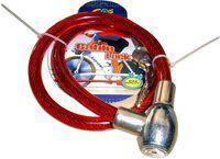 AutoSun Iron Cable Lock For Helmet