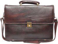 C Comfort Men & Women Brown Messenger Bag