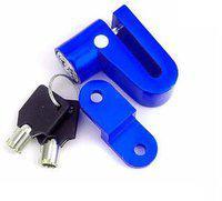 AutoSun Mahindra Flyte DL-0333 Disc Lock(Multicolor)