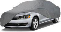 FloMaster Car Cover For Honda City (Without Mirror Pockets)(Silver)