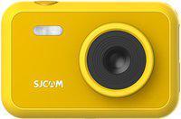 SJCAM FunCam 1080Full HD Waterproof Kids Sports and Action Camera(Yellow, 5 MP)