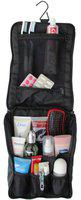 Good Times Toiletry Kit Pouch Travel Shaving Bag(Black, Grey)