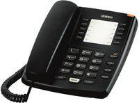 Uniden AS7201 Corded Landline Phone(Black)