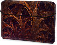 Theskinmantra 13 inch Expandable Sleeve/Slip Case(Multicolor)