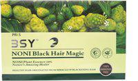 BSY Shampoo Based Hair Color(Natural Black)