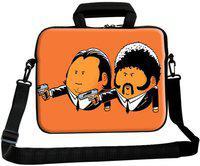Theskinmantra 11 inch Laptop Messenger Bag(Multicolor)