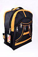 kanguli 15 inch Laptop Backpack(Black)