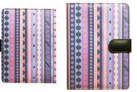 10 Am Aztec Organiser (blue -purple) A5 Organizer Ruled 100 Pages(Purple)