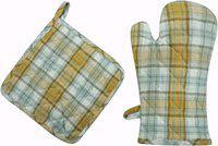 Adt Saral Multicolor Cotton Kitchen Linen Set