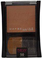 Maybelline Expert Wear Blush-Dusty Mauve(Silky Soft Texture)