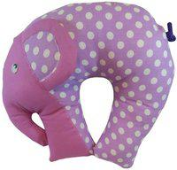 GuzelWorld Polka Dots Bed/Sleeping Pillow Pack of 1(Purple)