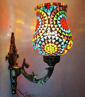 Bhomeiaji Candelabra Wall Lamp