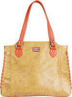 Beau Design Girls Brown Shoulder Bag