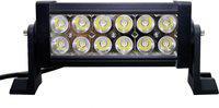 Auto Hub 12 Led Bar Cree Car Fog Light/Fog Lamp Auxillary Light Car Fancy Lights(White)