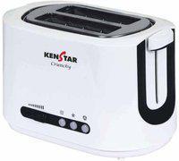 Kenstar KTU02WPP-CXF 700 W Pop Up Toaster(Black and white)