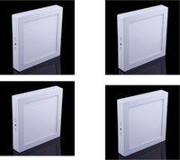 MAXX 6W LED Surface Panel Pack of 4pc Recessed Ceiling Lamp