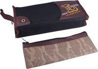 Saamarth Impex Pen Designer Art Clothes Pencil Box(Set of 1, Brown)
