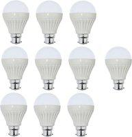 Iron Tech 12 W Standard B22 LED Bulb(White, Pack of 10)