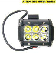 AOW ATTRACTIVE OFFER WORLD Fog Lamp LED(Universal For Car, Pack of 1)