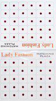 Lady Fashion Matching Plaza Forehead Maroon Bindis(Stick On)