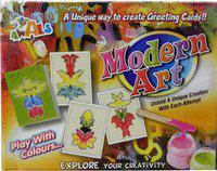 Gauba Traders Modern Art Kit
