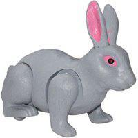 Gauba Traders Rabbit Toy(Multicolor)