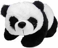 Takspin Takspin Black And White Panda Soft Toy -29cm  - 29 cm(Black & White)