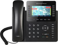 Grandstream GXP2170 Corded Landline Phone(Black)