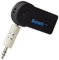 samrah v3.0 Car Bluetooth Device with Audio Receiver(Black)