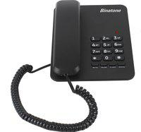 Binatone Spirit 111 Corded Landline Phone(Black)