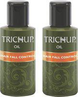 Trichup Herbal Oil for Hair Fall Control 200ml (Pack of 2) Hair Oil(400 ml)