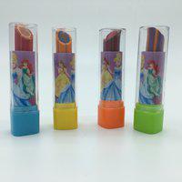 Funcart Princess Printed pattern Art Plastic Pencil Box(Set of 1, Multicolor)