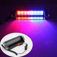 A2D Car Police Style Lights RED & BLUE-Chevrolet Aveo UVA Car Fancy Lights(Multicolor)
