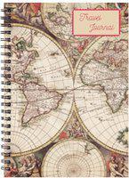 Printelligent Paper Plane Design A5 Notebook 140 Pages(Multicolor)