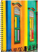 Printelligent Printelligent A4 Notebook 160 Pages(Multicolor)