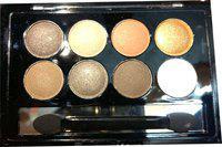 sivanna Glamorous Collection Eyeshadow 10.6 g(No. 3)