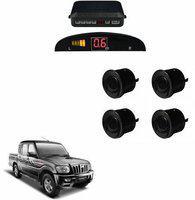 A2D 13470 13470-1 Mahindra Scorpio Gateway Parking Sensor Black Parking Sensor(Ultrasonic Systems)