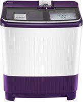 Panasonic 8 kg Semi Automatic Top Load Purple(NA-W80G5VRB)