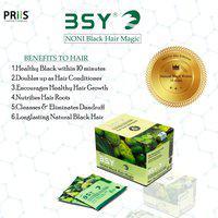 Bsy Noni Black Hair Magic ( 24 Sachet ) Hair Color(Black)