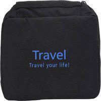 ShopAis Designer Travel Your Life Travel Bag Travel Toiletry Kit(Multicolor)
