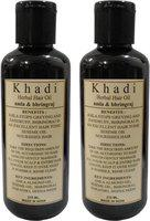 Khadi Herbal Amla & Bhringraj Hair Oil(630 ml)